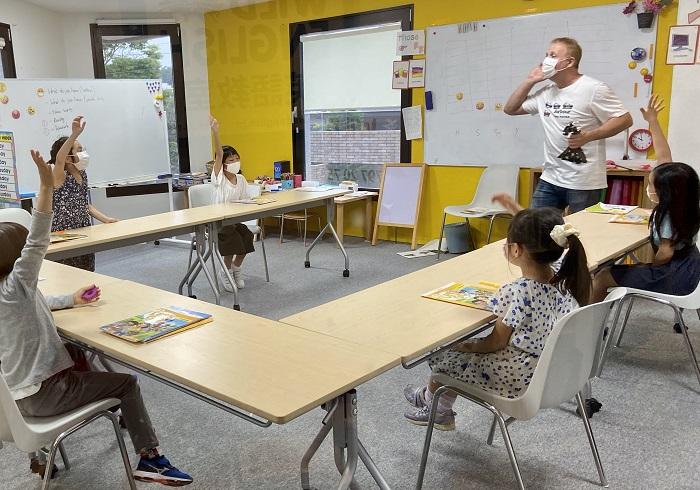 スクール開校♪